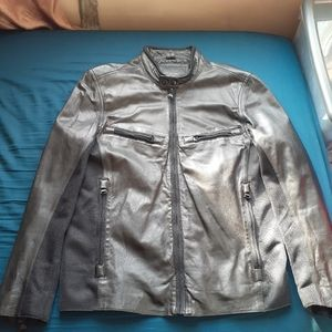 Marc New York Leather Jacket